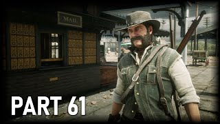 Red Dead Online - 100% Walkthrough Part 61 [PS5] – A New Source of Employment: Outrider (4K)