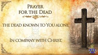 🙏 Prayer for the dead - Very Powerful 🙏