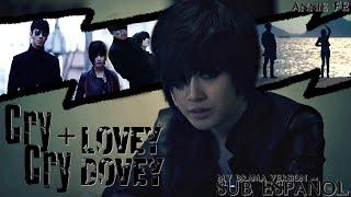 T♔ARA - Cry Cry + Lovey Dovey   MV Drama Ver.   Sub. Español