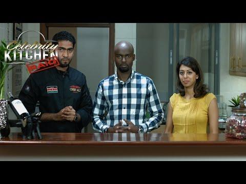 Celebrity Kitchen Raid   SMRITI & MARK   Chef Ali Mandhry
