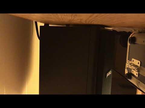 Techno mix with Serato DVS Technics 1200 MK2