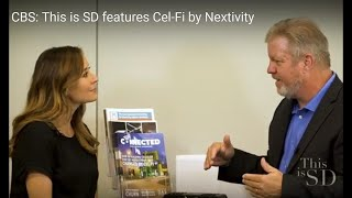 CBS: This is SD features Cel-Fi by Nextivity