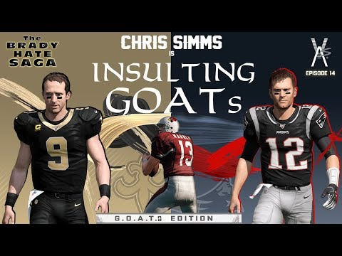 Disrespecting Brady, Brees & Kurt Warner (BH Saga Ep 14