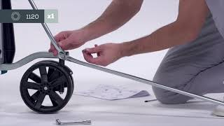 Cornilleau Sport 100X Outdoor - Assembly Video