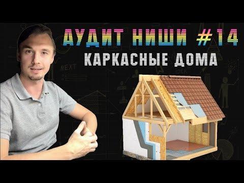 Аудит ниши #14 | Каркасные дома | Разбор: Лендингов. Сайтов. Яндес Директ.