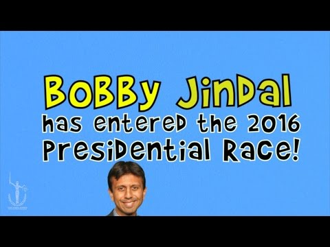 "Here's the Story of a Man Named ""Bobby"" (Jindal)…"