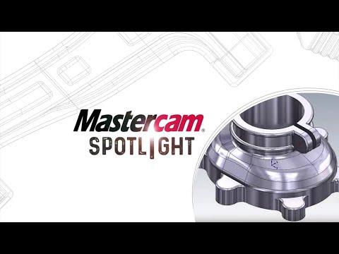 Mastercam 2019 | offizieller Trailer