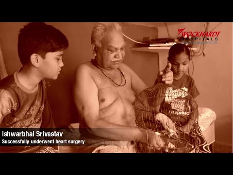 Mr. Ishwarbhai Srivastav