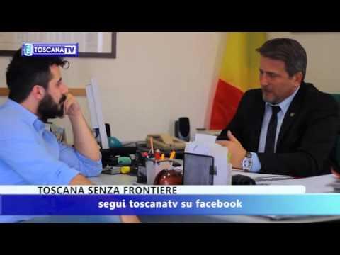 Preview video Stefan Stanasel intervista Toscana Tv
