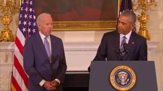 Joe Biden honoured with Pres. medal of freedom