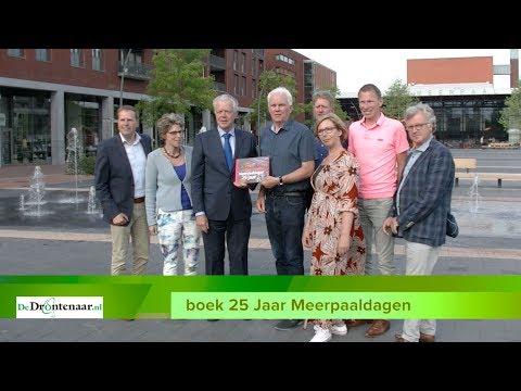 VIDEO | Jubileumboek 'Meerpaaldagen 25 jaar' ligt nu in de boekhandel