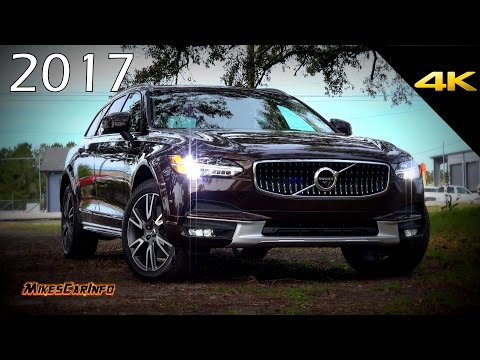 2017 Volvo V90 Cross Country AWD - Ultimate In-Depth Look in 4K