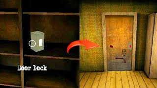 How to Find & Use the Door lock #2 ( Granny Chapter 2 Horror game )