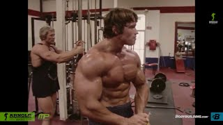 Arnold Schwarzenegger olympia bodybuilding motivation 2015