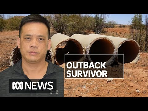 South Australian man found alive after almost two weeks missing in outback   ABC News