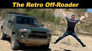 2020 Toyota 4Runner TRD Pro | When Dinosaurs Roamed The Earth?