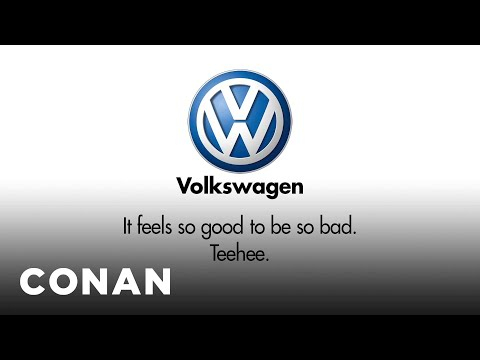 Conan Imagines Other Creative Technologies Volkswagen May Have Employed