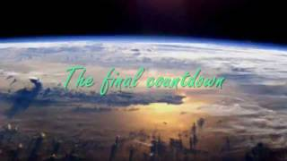 The Final Countdown Lyrics   Europe