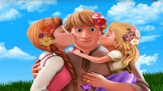 [Frozen] Frozen Songs Frozen Elsa Princess Anna Kristoff Frozen Olaf Games