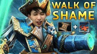 WALK OF SHAME (SingSing Dota 2 Highlights #1324)