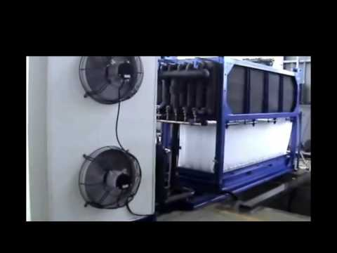 Tube Ice Making Machine