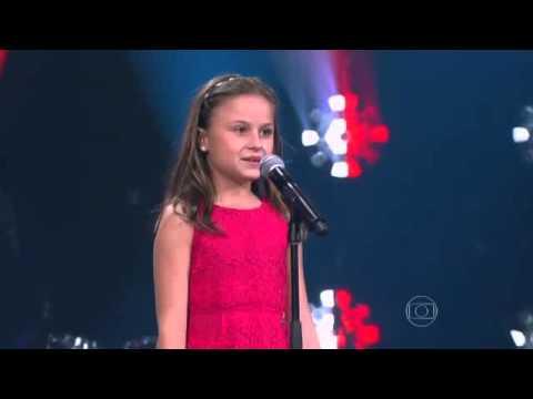 Conheça a Curitibana Que Encantou no The Voice Kids!