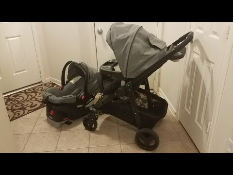 Stroller Review | Graco Modes Click Connect Travel System in Downton