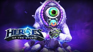 Heroes Of The Storm Ranked : Abathur Pro Gameplay WIn