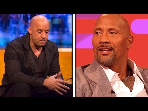 Top 10 Celebrities You Didn't Know HATE EACH OTHER! (Vin Diesel vs The Rock & More)