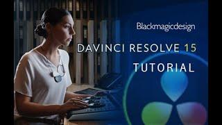 DaVinci Resolve - Tutorial for Beginners [COMPLETE] - 16 MINS!*