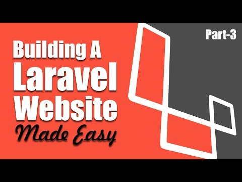 Projects In Laravel | Build A Website With October CMS | Part 3 | Eduonix