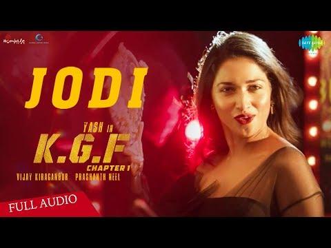 Jodi Song | Audio | KGF | Malayalam | Yash | Tamannaah | Prashanth Neel | Airaa Udupi | Ravi Basrur