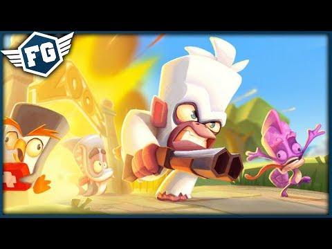 KTERÉ ZVÍŘE VYHRAJE? - Zooba: Free-For-All Battle Game