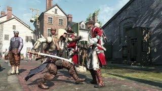 Assassins Creed 3 : Lost Mayan Ruins DLC Trailer
