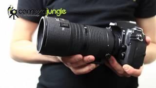 Camera Jungle Presents Nikon AF Zoom Nikkor 80-200mm F/2.8D ED Lens