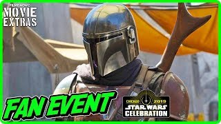 THE MANDALORIAN | Star Wars Celebration 2019   Panel Highlights