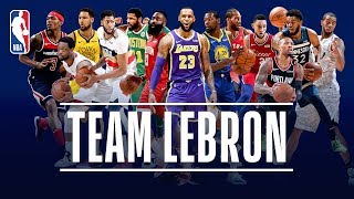 The Best Of Team LeBron This Season | 2019 NBA All-Star