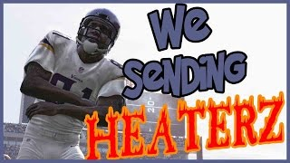 WATCH OUT! WE SENDING HEATERZ!! - Madden 16 Ultimate Team | MUT 16 XB1 Gameplay