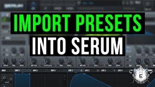 Tutorial: How to Install Wavetables + Presets in Serum (MAC