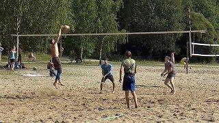 Пляжный волейбол. Мужчины. Иваново - Ярославль