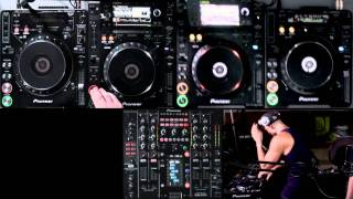 Kissy Sell Out - Live @ DJsounds Show 2011