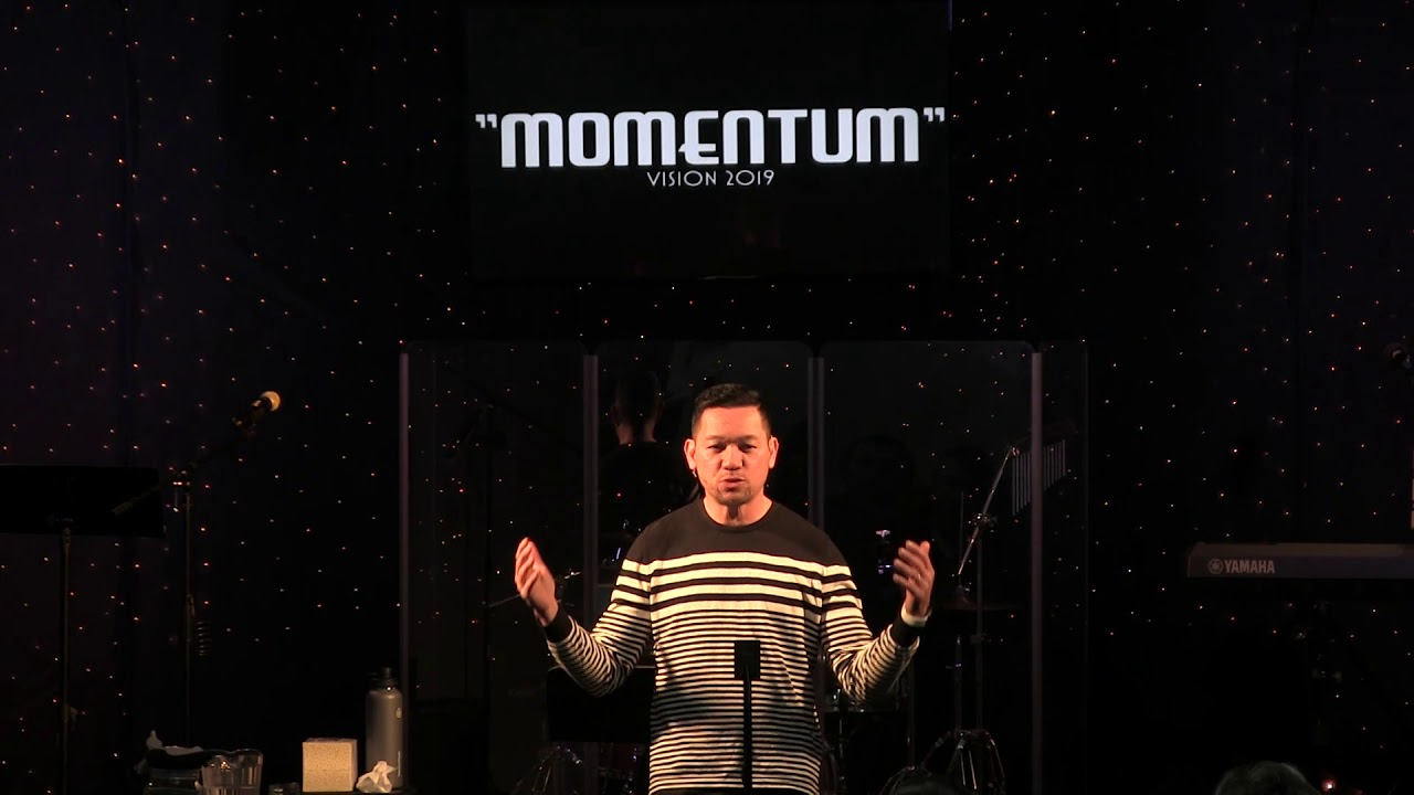 Momentum--His Involvement