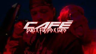 DUKI x Fuego - CAFÉ - ft. Luyo (Video Oficial)