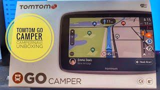 #15: TomTom Go Camper - Unboxing unseres neuen Camper Navis