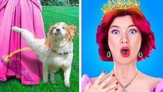 Şanslı vs Şanssız/ Prenseslerin Hikayesi