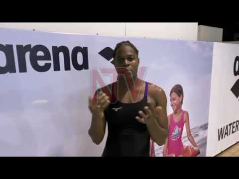 National team swimmer Avice Meeya remains optimistic