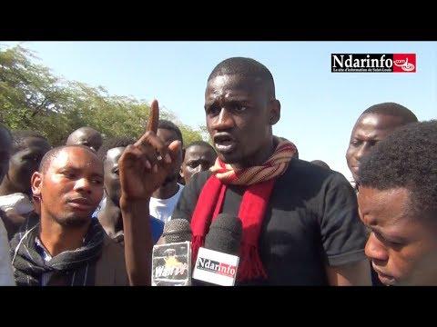 Vidéo-La CESL menace : « aucune autorité ne rentrera dans cette université »
