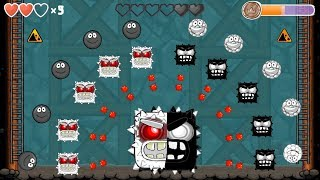 BLACK BOSS & WHITE BOSS VOLUME 5 'FUSION BATTLE' with BLACK BALL & WHITE BALL IN RED BALL 4