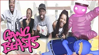 BRAND NEW CHARACTERS! NEW CHAMPION??? - Gang Beasts Gameplay