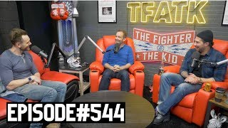 The Fighter and The Kid - Episode 544: Joel McHale